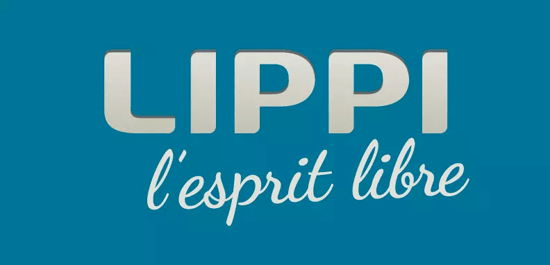 Logo LIPPI - L'esprit libre