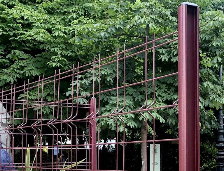Pro Clôtures 74 - Poteau Lippi Habitat