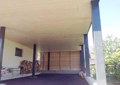 Cabanes Carport