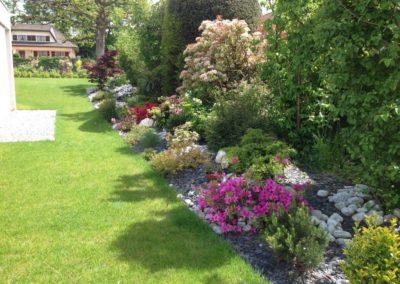 Plantations Massif bordure de jardin